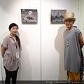 2014 6 14 黎畫廊 x 黃子佼 流水波光聯展開幕 參展藝術家   吳翠玲