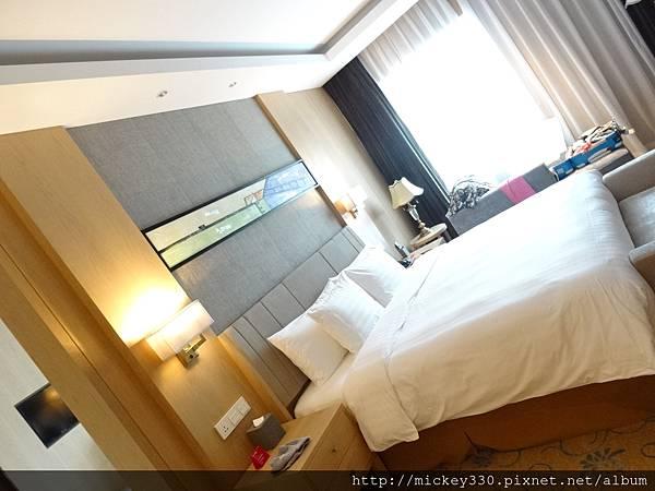 2014 6 上海聖諾亞皇冠假日酒店 (7)