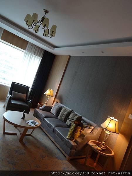 2014 6 上海聖諾亞皇冠假日酒店 (2)