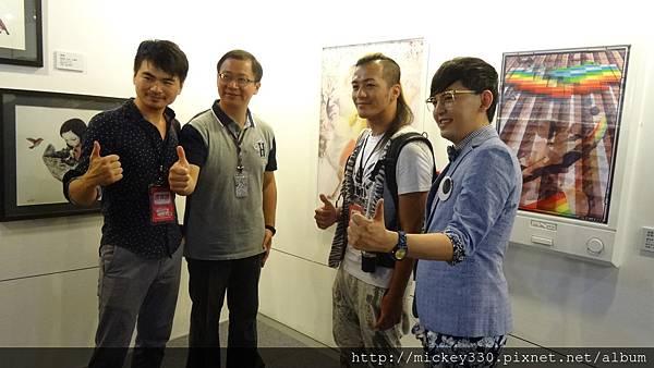2014 7 4 第三屆桃園國際動漫大展開幕記者會 (25)