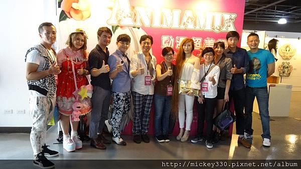 2014 7 4 第三屆桃園國際動漫大展開幕記者會 (29)