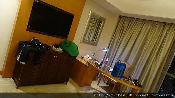 2014 上海東錦江希爾頓逸林酒店 (3)