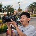 2014 9 香港迪士尼樂園 x 黃子佼 (2)