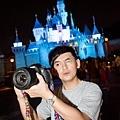 2014 9 香港迪士尼樂園 x 黃子佼 (3)