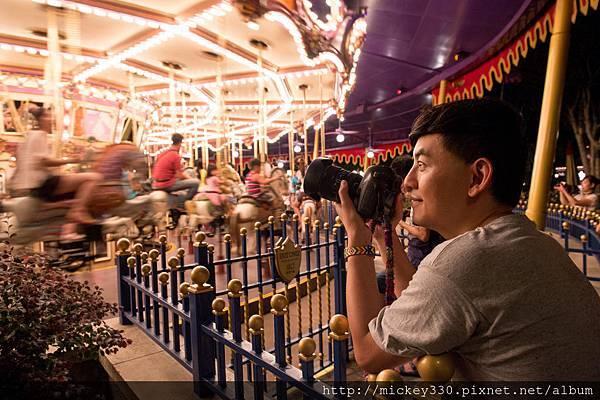 2014 9 香港迪士尼樂園 x 黃子佼 (4)