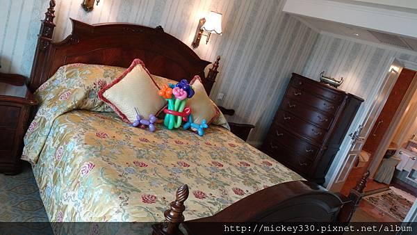 2014 8 香港迪士尼樂園酒店 (2)