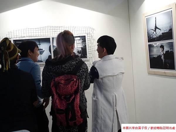 2014  11 7 台北藝術攝影博覽會 開幕 參展 (32).JPG