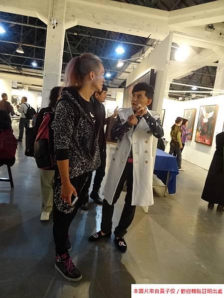 2014  11 7 台北藝術攝影博覽會 開幕 參展 (38).JPG