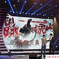 2014 12 15 智取威虎山 北京  CCTV6 首映 (1)