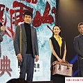 2014 12 15 智取威虎山 北京  CCTV6 首映 (2)