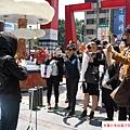 2015 4 13 新光三越羊年燈展 台南.拾光 剪綵開展  (26)