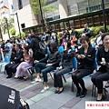 2015 4 13 新光三越羊年燈展 台南.拾光 剪綵開展  (1)