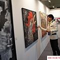 2015 5 7 第五屆 台北新藝術博覽會 開幕之夜與評審 (7)