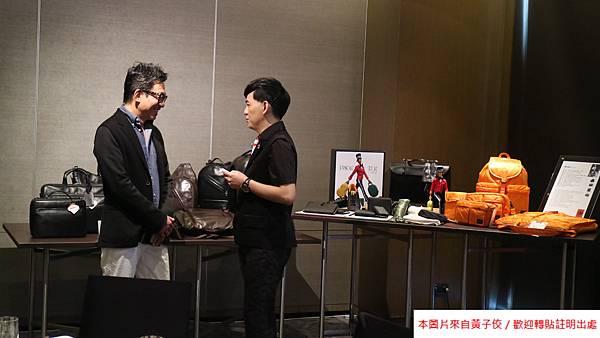 2015 9 3  YOSHIDA PORTER 80年記者會 (1)