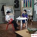2015 9 22 荷塘彩筆恣意搖曳畫紙間-許忠英 (3)