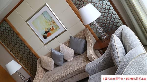 IMG_0801 上海東錦江希爾頓逸林酒店 (1)