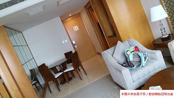 IMG_0801 上海東錦江希爾頓逸林酒店 (5)