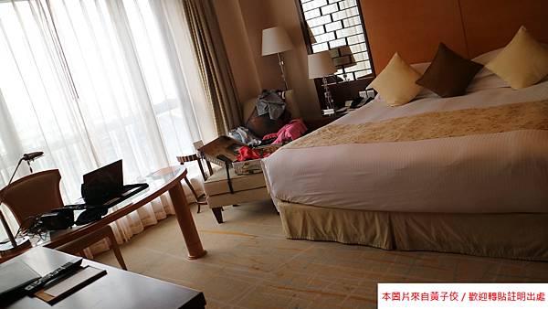IMG_0801 上海東錦江希爾頓逸林酒店 (21)