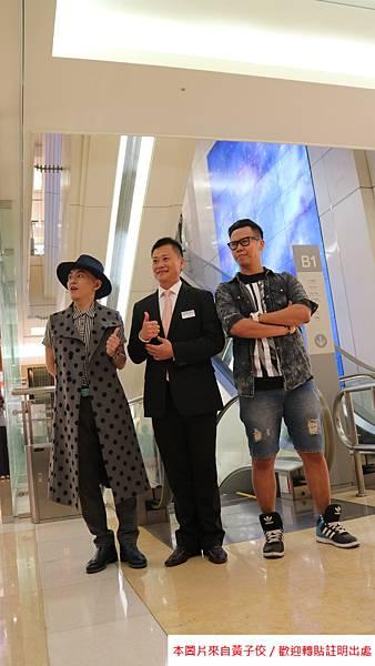 2015 9 30 新光三越中港店art river開幕 (7)