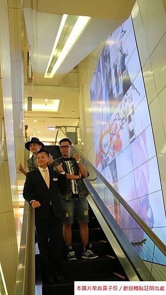 2015 9 30 新光三越中港店art river開幕 (16)