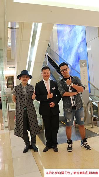 2015 9 30 新光三越中港店art river開幕 (6)