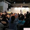 2015 11 20  TAIPEI ART PHOTO SHOW 開展與看展與記者會 (3)