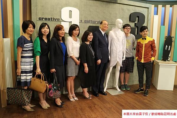 2015 12 8 鋪設媒合平台推動創意能量-洪孟啟、鄭瑤婷 (5)