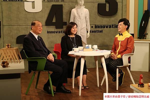2015 12 8 鋪設媒合平台推動創意能量-洪孟啟、鄭瑤婷 (2)