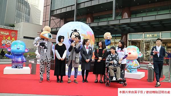 2016 3  2猴年燈會 台中開展 ( (4)