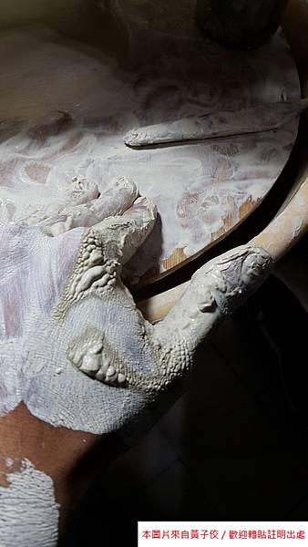 感恩大力幫我們實驗陶藝作品的黃存仁老師  劉修如老師 (24)