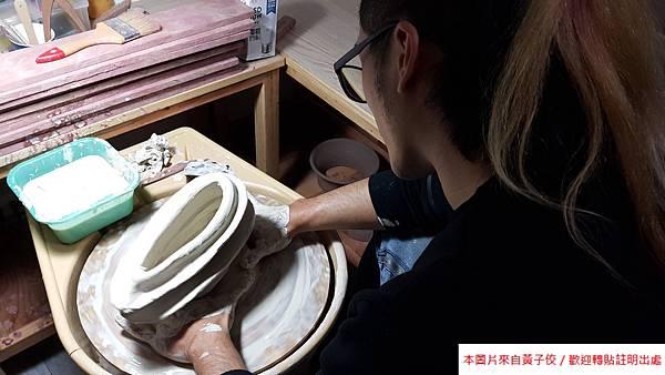 感恩大力幫我們實驗陶藝作品的黃存仁老師  劉修如老師 (22)