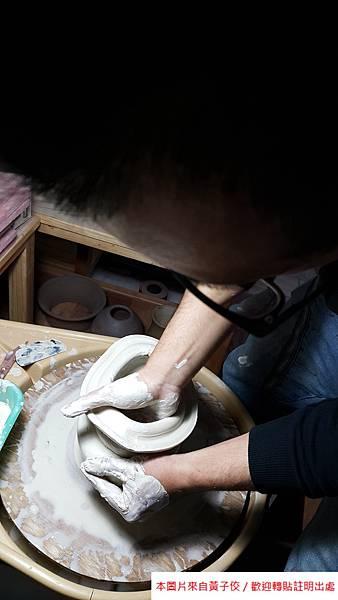 感恩大力幫我們實驗陶藝作品的黃存仁老師  劉修如老師 (20)