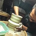 感恩大力幫我們實驗陶藝作品的黃存仁老師  劉修如老師 (18)