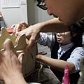感恩大力幫我們實驗陶藝作品的黃存仁老師  劉修如老師 (16)