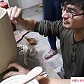 感恩大力幫我們實驗陶藝作品的黃存仁老師  劉修如老師 (11)