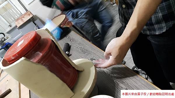 感恩大力幫我們實驗陶藝作品的黃存仁老師  劉修如老師 (8)