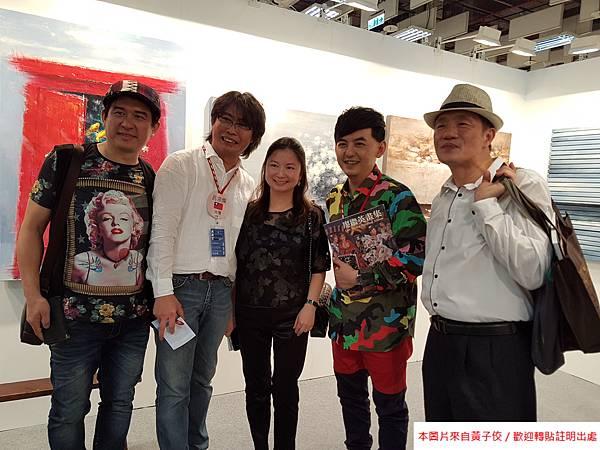 2016 4 21 第六屆 台北新藝術博覽會 (2)