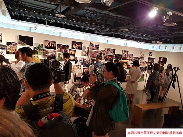 2016 4 21 深邃台北開展記者會 (4)