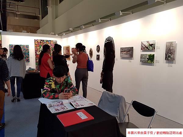 2016 4 21 第六屆 台北新藝術博覽會 (1)