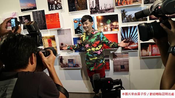 2016 4 20 深邃,台北開展記者會 (31)