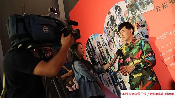 2016 4 20 深邃,台北開展記者會 (26)