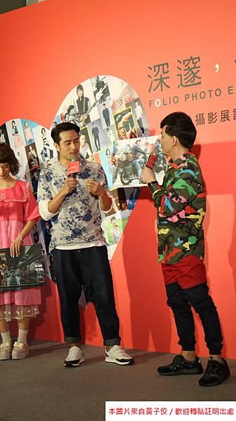 2016 4 20 深邃,台北開展記者會 (20)