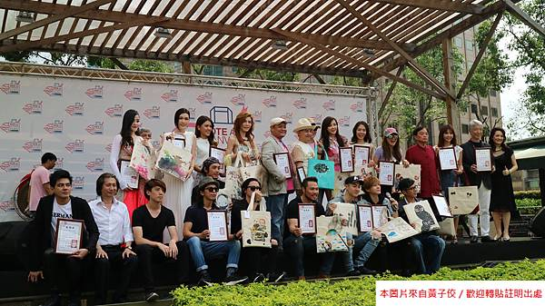 2016 5 2 第六屆 rootote義賣展覽記者會  (15)