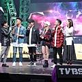 2016 12 10 李洛洋嘎嘎容嘉果凍 榜上榜ktv (10)
