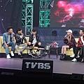 2016 12 10 李洛洋嘎嘎容嘉果凍 榜上榜ktv (4)