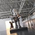2017 6 16 KAWS @ 上海余德要美術館 始於終點 展  (2)
