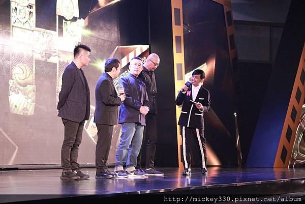 2018 6 華誼兄弟 H計畫第六季@上海 (1)