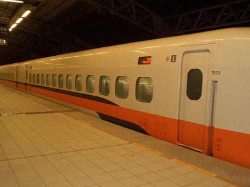 台灣高鐵車頭