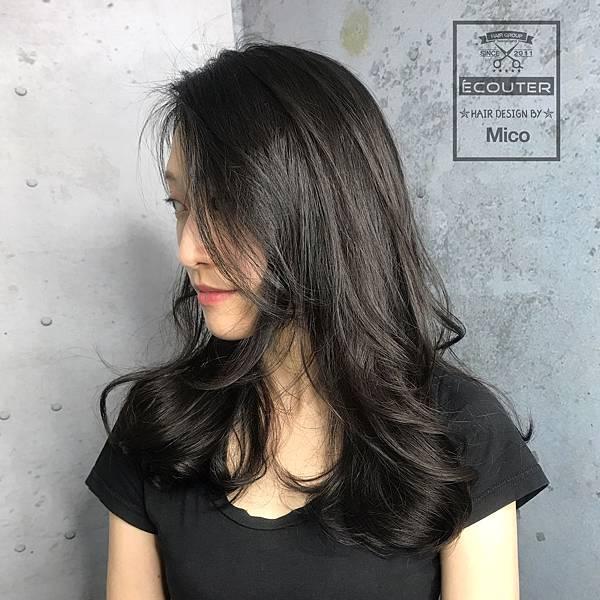 韓式燙髮撥