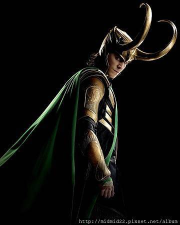 Loki-the-avengers tom hiddleston 2012